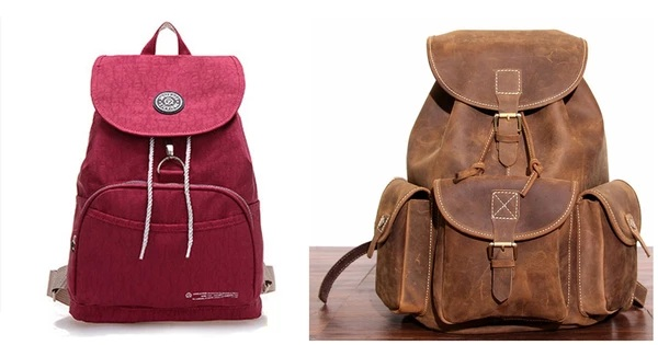 Benefits of Leather Backpacks
