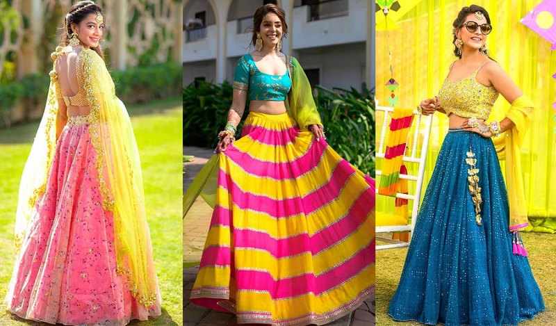 7 Expert Color Combinations and Designs for Your Wedding Gown