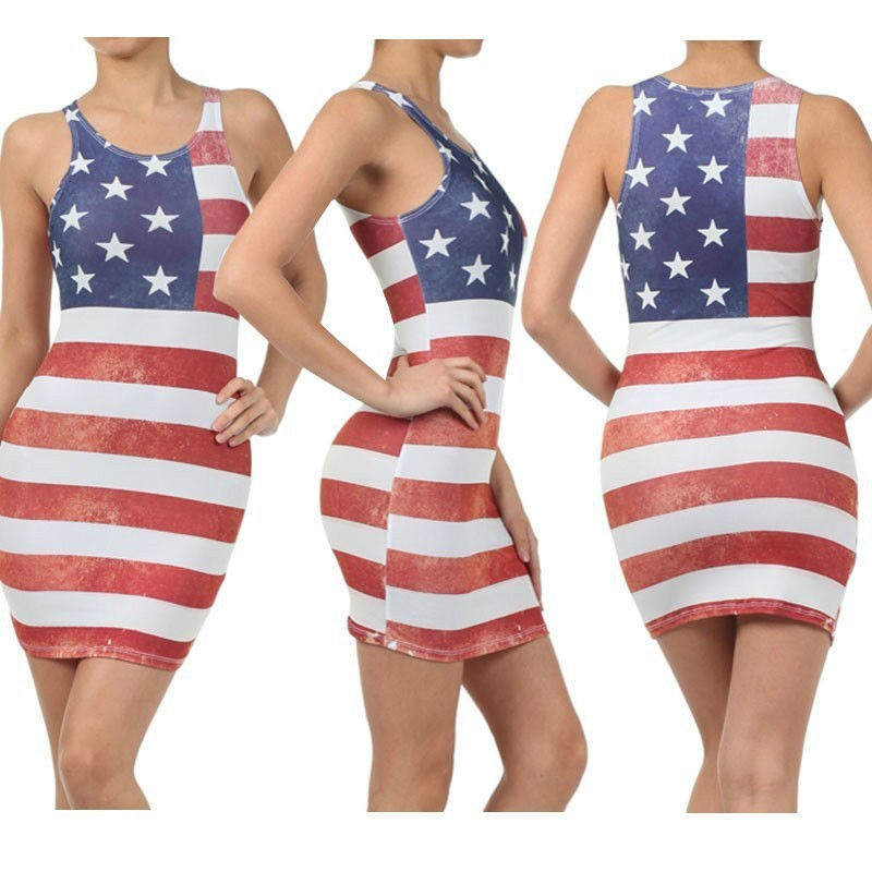 Lit your appearance with USA Flag design apparels