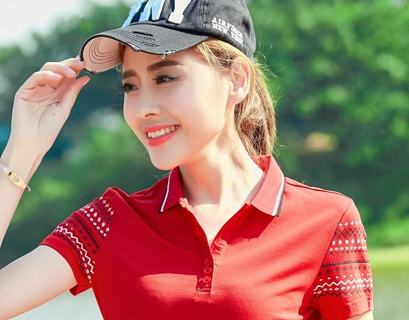 The Popularity of Wholesale Polo Shirts for Womens
