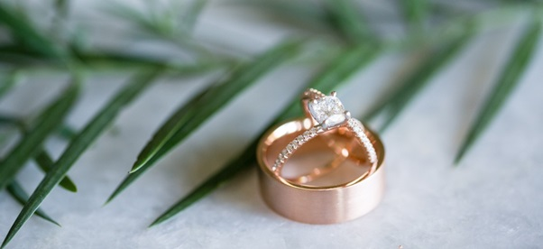 Wedding bands for the special day